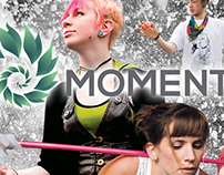 Momentum DVD Design