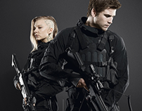 Hunger Games Exclusives: Mobile Magazine