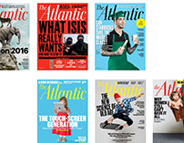 Cover of the Atlantic