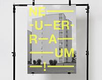 Neuer Raum – Siebdruck
