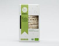 Edeka Bio – Verpackungsgestaltung