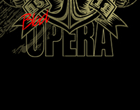 Blad Opera - Laut Line