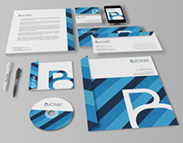 Bjonk Design Rebrand