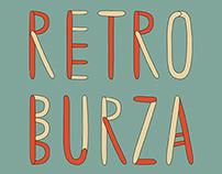 RETRO BURZA Posters