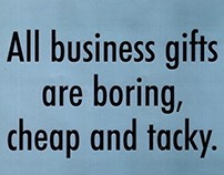 Business gifts brochure