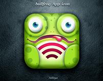 Bull frog ios app icon