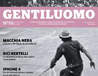 """""""GENTILUOMO"""" / Alessandro Mingione"""