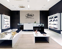Concept store Para by A+D Retail Store Design