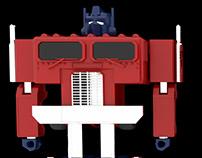 G1 Optimus Prime (no stickers)