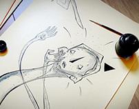Nankeen Ink & Paper