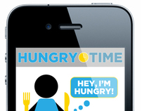 HungryTime App