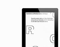 Digitales Portfolio