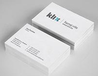Klix - Visual Identity