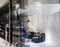 Shop concept for Menbur and Pilar Abril by A+D Design
