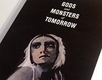 Gods & Monsters of Tomorrow - book