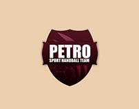 PetroSport handball team - Logo