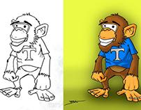 T- monkey