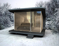 Contemporary sauna's
