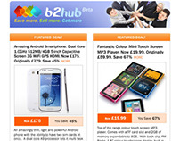b2hub - Sell More. Save More. Get More