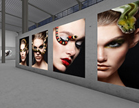 VIRTUAL 3D PHOTO GALLERY
