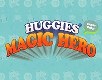 HUGGIES MAGIC HERO