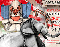 """9th contest Raima """"The Circus and paper"""""""