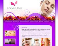 Web Site Karken Tem www.karkentem.com.ar