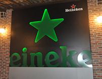 Heineken Painel -Parrilla