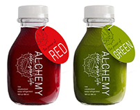 Alchemy Cold Pressed Juice