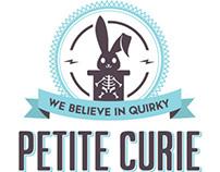 petiteCurie - rebranding