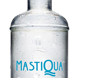 Mastiqua - Sparkling Water Bottle