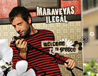 MARAVEYAS ILLEGAL - WELCOME TO GREECE