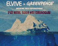Elvive Antiforfora - Più neve, solo nei ghiacciai