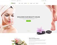 Beautyhouse - Health & Beauty PSD Template