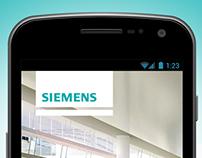 Siemens - Mobile App
