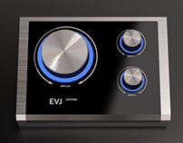 EVJ Lighting console