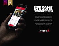 CrossFit E-commerce & Training App