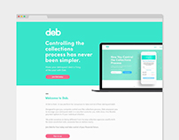 Deb Start-up Brand Campaign