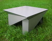 JapY - coffee table