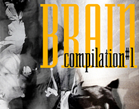 "CD cover ""BRAIN"" compilation"