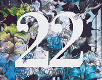 Le Fourquet 22: Illustrated Cover