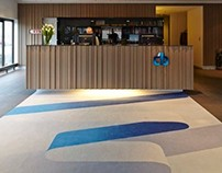 Branded environment, restyling hoofdkantoor CB
