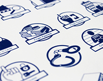 Icons/ pictograms
