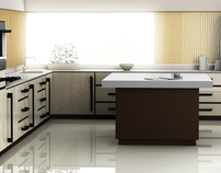 Interiors & Kitchens
