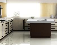 Interiors & Kitchens