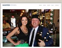 Website: Bagpiper Stephen