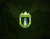 Projeto Acadêmico - Logo Guatemala