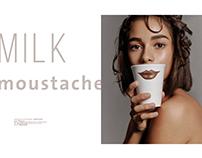 Milk Moustache (SPAGHETTI MAGAZINE)