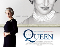 The Queen - UK poster image