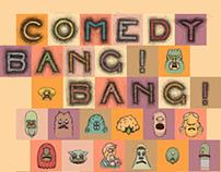 Comedy Bang! Bang! Live Show Poster